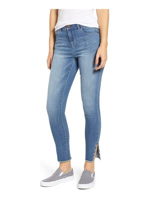 1822 Denim pearl high waist skinny jeans