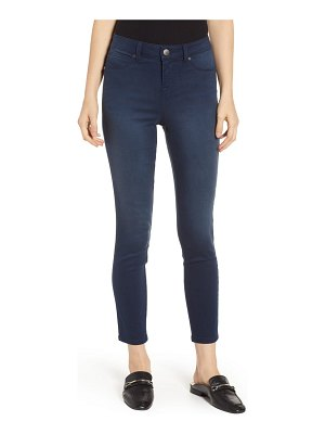 1822 Denim thermal high waist skinny jeans