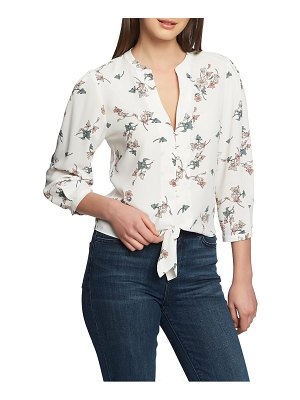 1.State floral belle tie top