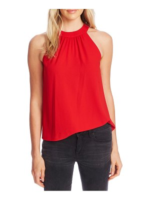 1.State high neck top