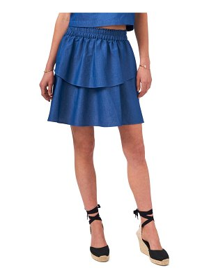 1.State tiered skirt