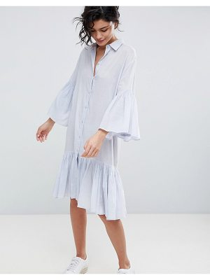 2nd Day 2NDDAY Cotton Shirt Dress