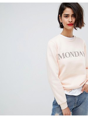 2nd Day 2ndday monday sweatshirt