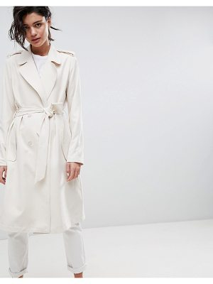 2nd Day 2NDDAY Slouchy Trench Coat