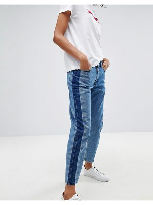 2nd Day 2NDDAY Stripe Cropped Jeans