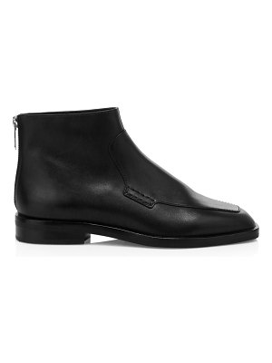 3.1 phillip lim alexa leather loafer boots