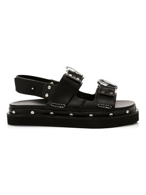 3.1 phillip lim alix flatform leather slingback sandals
