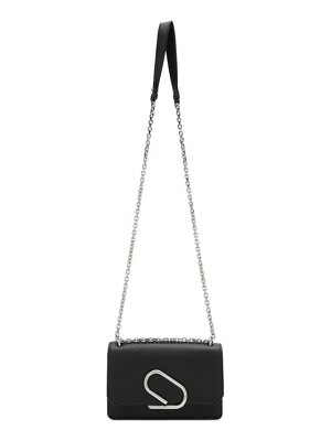 3.1 phillip lim black alix chain clutch
