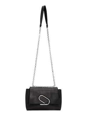 3.1 phillip lim black alix soft chain bag