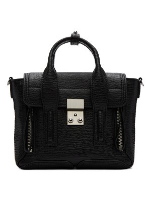 3.1 phillip lim black mini pashli satchel