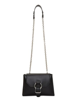 3.1 phillip lim black mini soft charlotte crossbody bag