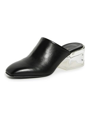 3.1 phillip lim closed toe mules