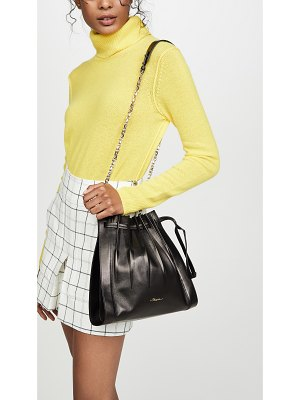 3.1 phillip lim florence pleated drawstring tote