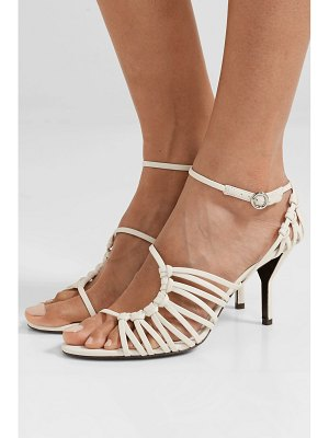 3.1 phillip lim lily knotted leather sandals