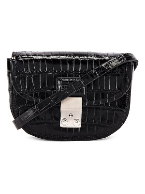 3.1 phillip lim pashli mini saddle belt bag