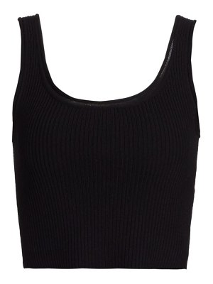 3.1 phillip lim ribbed tank top
