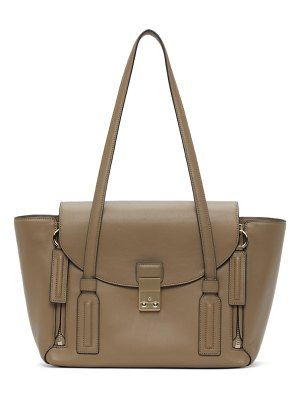 3.1 phillip lim taupe medium pashli satchel tote