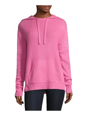 360Cashmere bow sweater hoodie