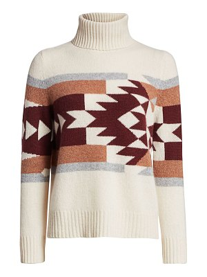 360Cashmere willa cashmere turtleneck sweater