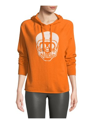 360Sweater Collegiate Skull Cashmere Hoodie Sweater