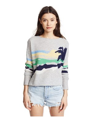360Sweater sunny cashmere sweater