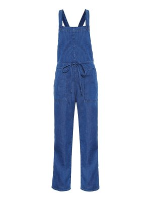 3x1 crya denim jumpsuit