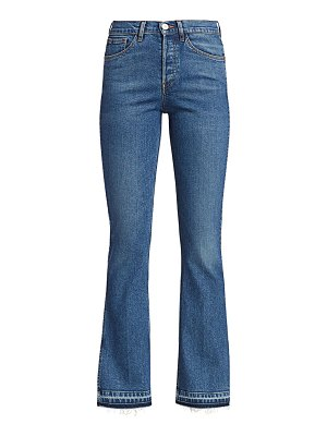3x1 kellie high-rise flare jeans