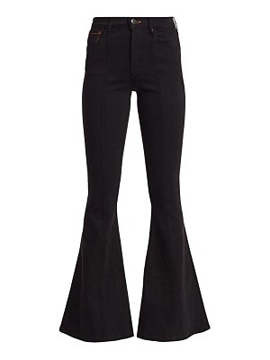 3x1 maxime high-rise flare jeans