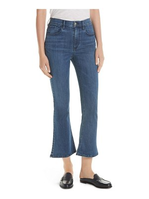 3x1 NYC crop bootcut jeans