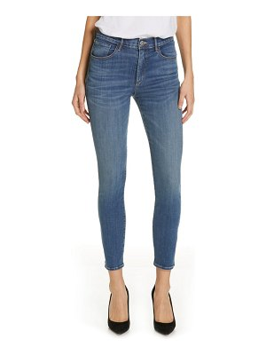 3x1 NYC high waist ankle skinny jeans