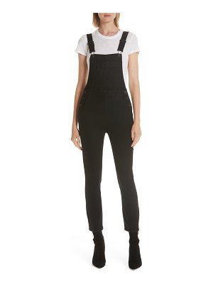 3x1 NYC ruby skinny overalls
