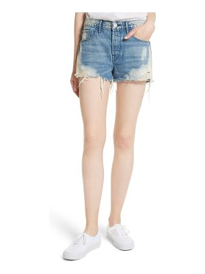 3x1 NYC w2 mason denim shorts