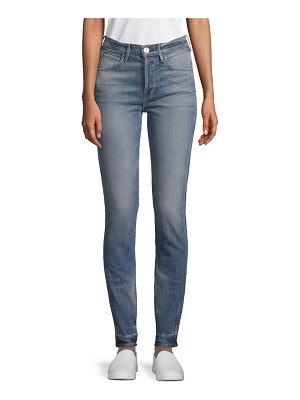 3x1 Slim-Fit Pillars Shelter High-Rise Jeans