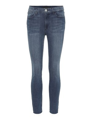 3x1 W2 mid-rise cropped jeans