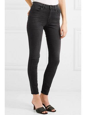 3x1 w3 channel high-rise skinny jeans