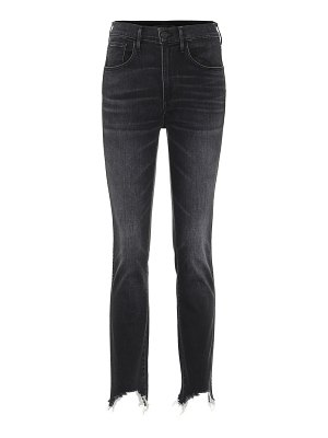 3x1 W3 Straight Authentic cropped jeans