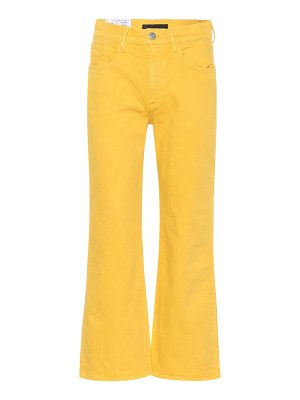 3x1 W4 Shelter wide-leg cropped jeans