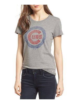 '47 chicago cubs fader letter tee