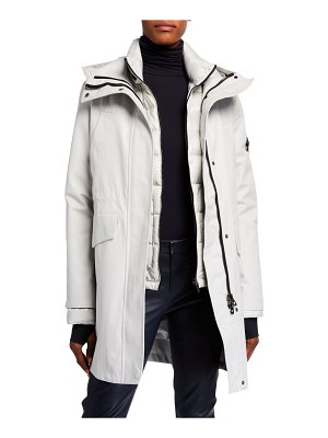 49 Winters 2-Piece Tailored Down Long Parka