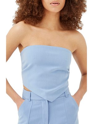 4th & Reckless adelaide tie back top