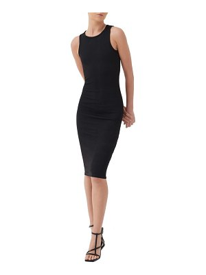 4th & Reckless lucie open back sleeveless knit dress