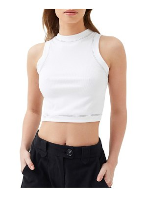 4th & Reckless sophie crop muscle tank