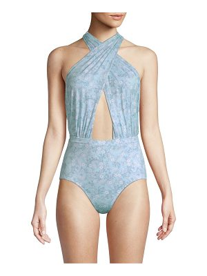 6 SHORE ROAD cabana serenity swimsuit