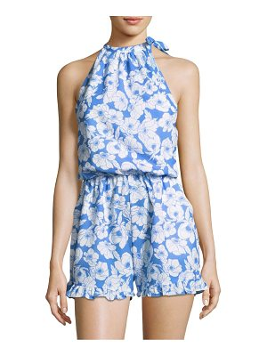 6 SHORE ROAD hamptons floral romper