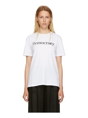 6397 'Democracy' T-Shirt