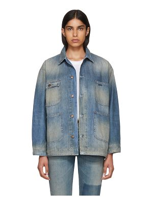 6397 Denim Worker Jacket