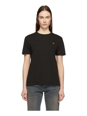 6397 Embroidered Leaf Boy T-Shirt