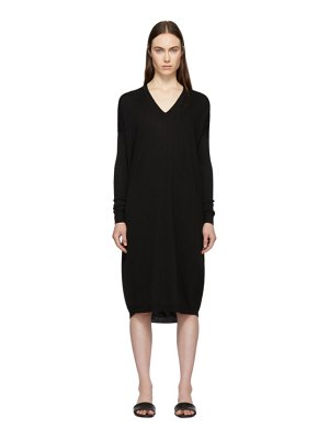 6397 Merino Wool V-Neck Dress