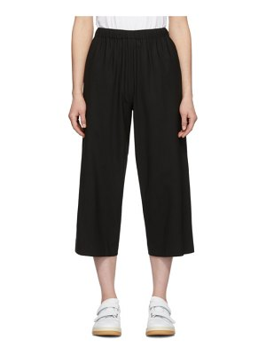 6397 Pull-On Tropical Wool Trousers