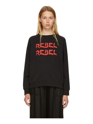 6397 'Rebel Rebel' Graphic Sweatshirt